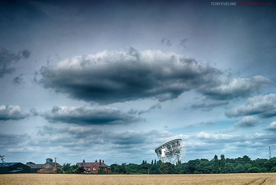 Jodrell Bank observatory, England, UK