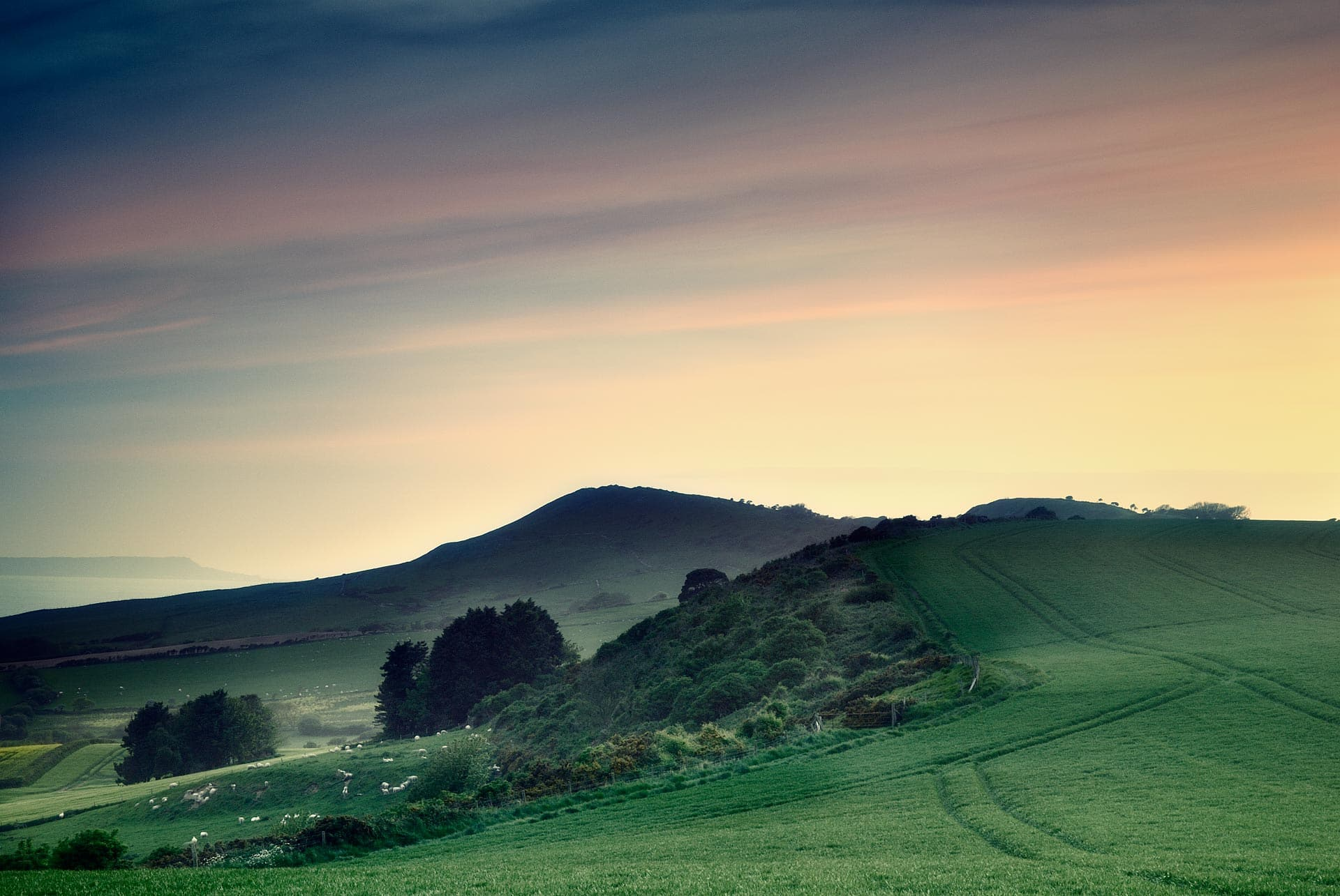Isle of purbeck, dorset,england,uk