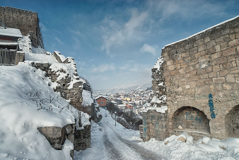 Jajce, small town in Bosnia and Herzegovina