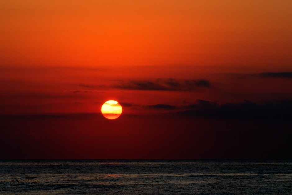 sunrise, black sea coastline,bulgaria