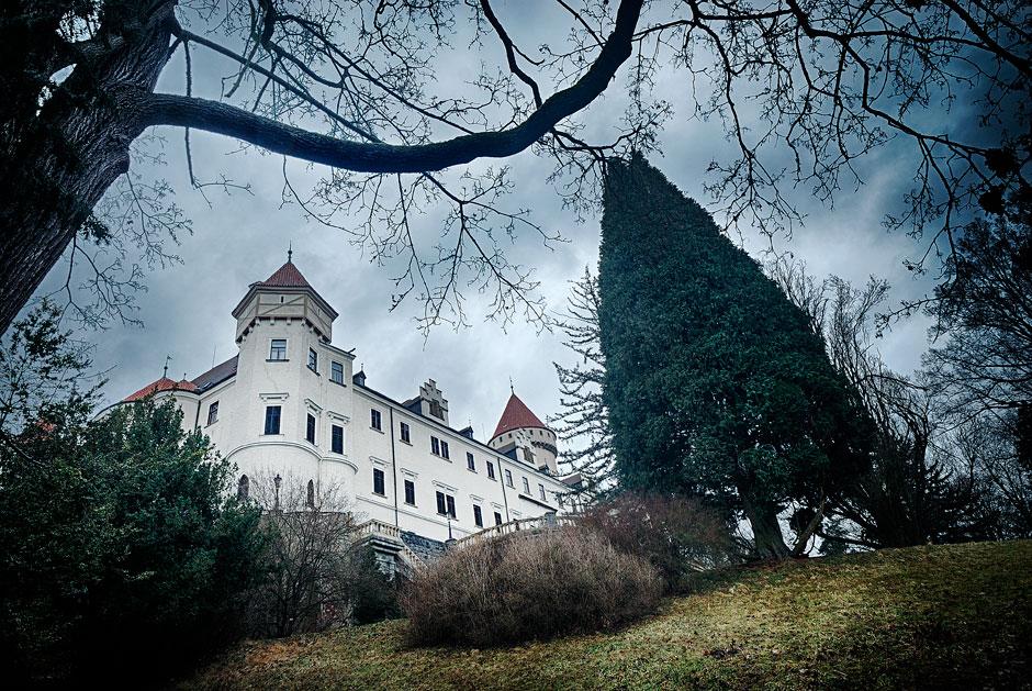 konopiste chateau, Czech Republic