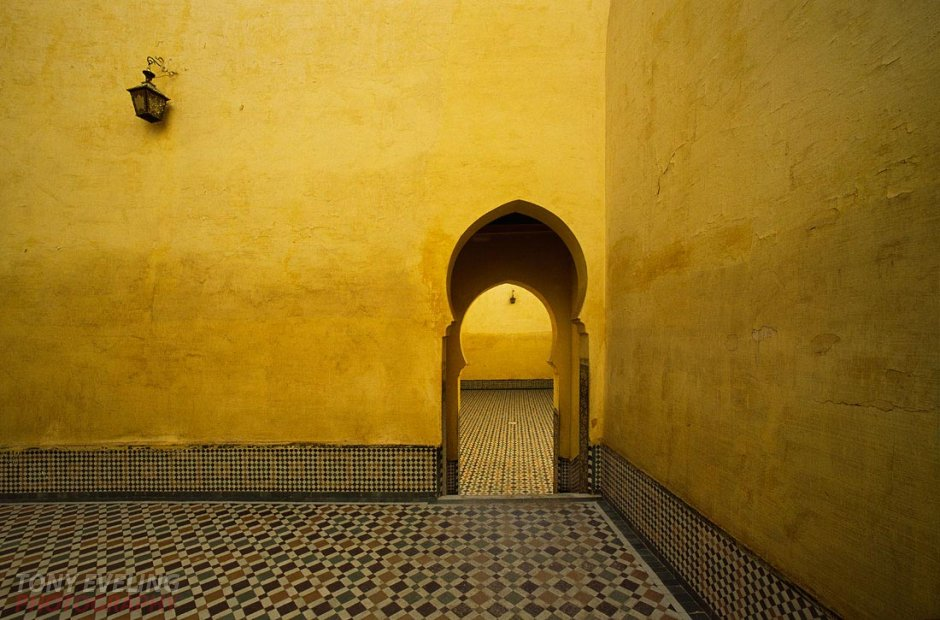 Mausoleum of Moulay Ismael, Morocco