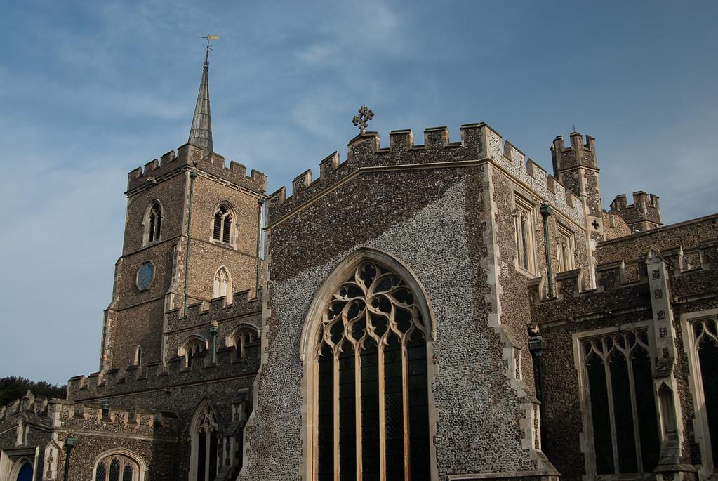 Church in Hertfordshire